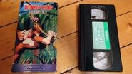 Donkey Kong Country UK promo VHS