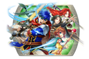 Fire Emblem Heroes - Summoning Banner - World of Radiance