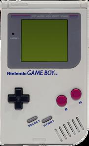 Game Boy (Grey Model)