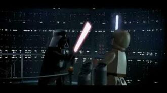 LEGO Star Wars II The Empire Strikes Back Commercial