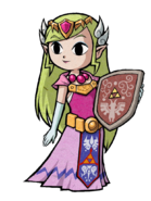 Minish Zelda
