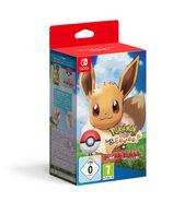 Pokémon Let's Go, Eevee! + Pokéball Plus (UK)