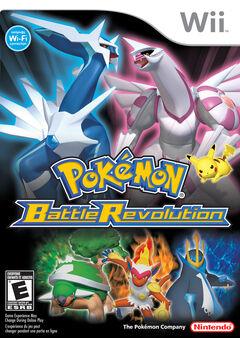 Pokemon Battle Revolution (NA)