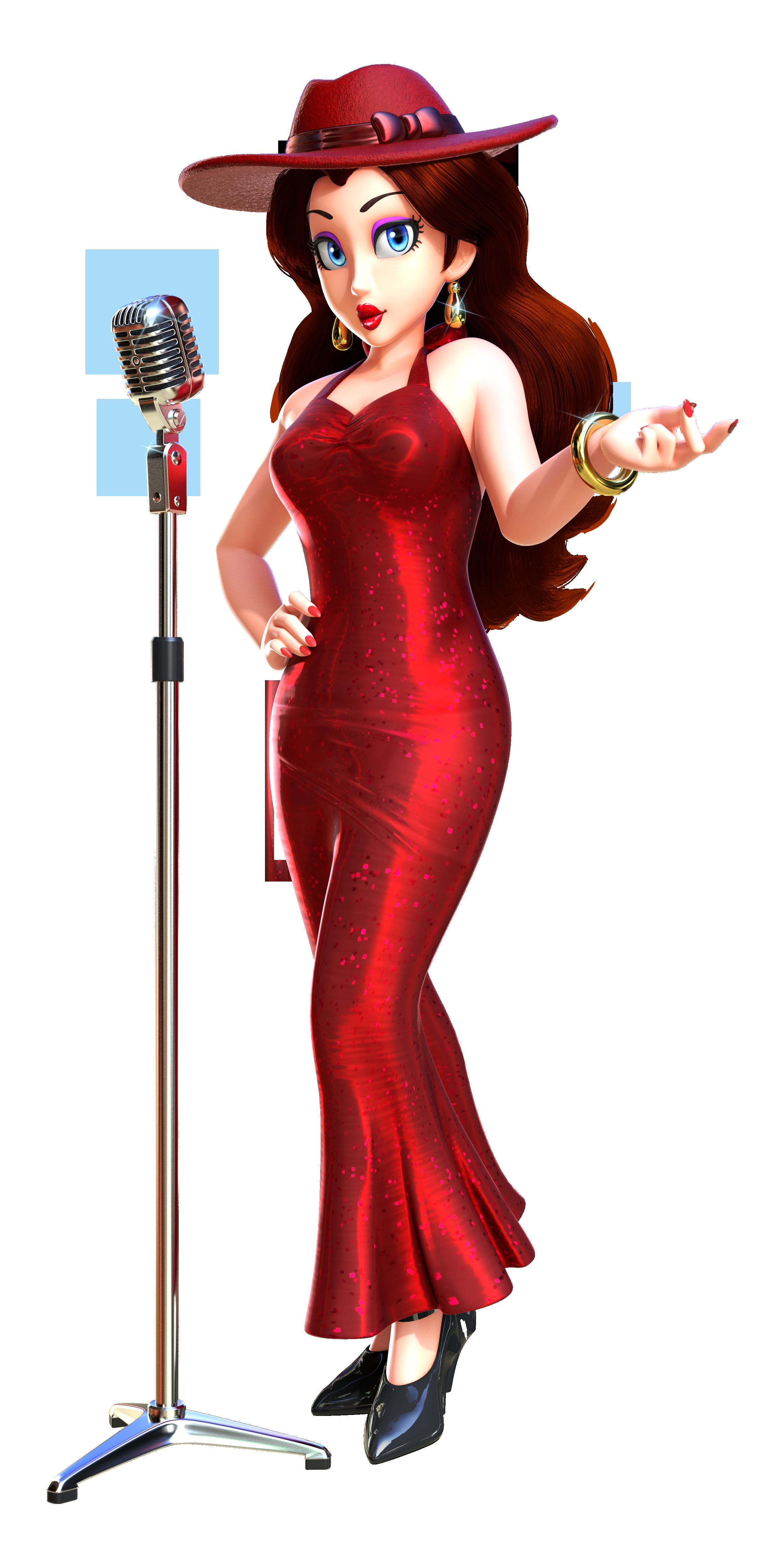 Pauline Nintendo Fandom