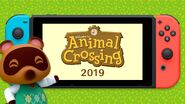 Animal Crossing 2019