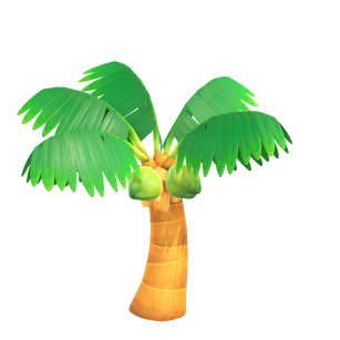 Animal Crossing New Horizons - Palm tree