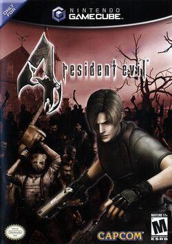 Resident Evil 4 (GC) (NA)