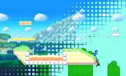 Super Mario Maker transition (3DS)
