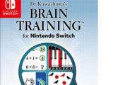 Dr. Kawashima's Brain Training for Nintendo Switch