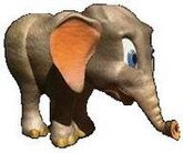 Donkey Kong Country 3 Ellie