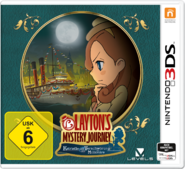 Layton's Mystery Journey Katrielle and the Millionaires' Conspiracy (DE)