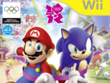 Mario & Sonic en los Juegos Olímpicos de Londres 2012