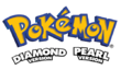 Pokemon diamond pearl logo