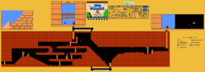 SMB3 World 2-Pyramid