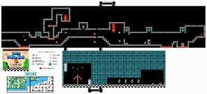 SMB3 World 5-Fortress 1