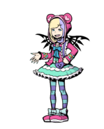 The World Ends with You Final Remix - Character Art - Coco 8