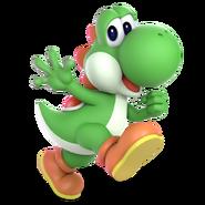 Super Smash Bros. Ultimate - Character Art - Yoshi