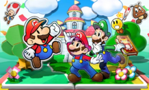 58 - Puzzle Swap - Mario & Luigi Paper Jam