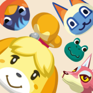 Animal Crossing - Pocket Camp - App Icon