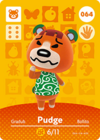 Animal Crossing Amiibo Card 064