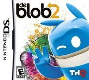 De Blob 2 American DS Cover