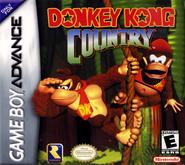 Donkey Kong Country (Game Boy Advance) (NA)