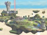 Skyloft (Super Smash Bros.)