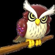The Legend of Zelda - Link's Awakening - Owl