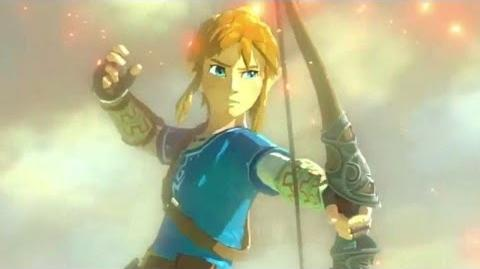 The Legend of Zelda Wii U Trailer - E3 2014