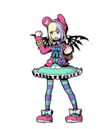 The World Ends with You Final Remix - Character Art - Coco 11