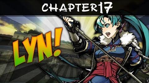 Fire Emblem Awakening Lyn Chapter 17 - Inexorable Death