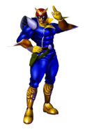 GX Captain Falcon