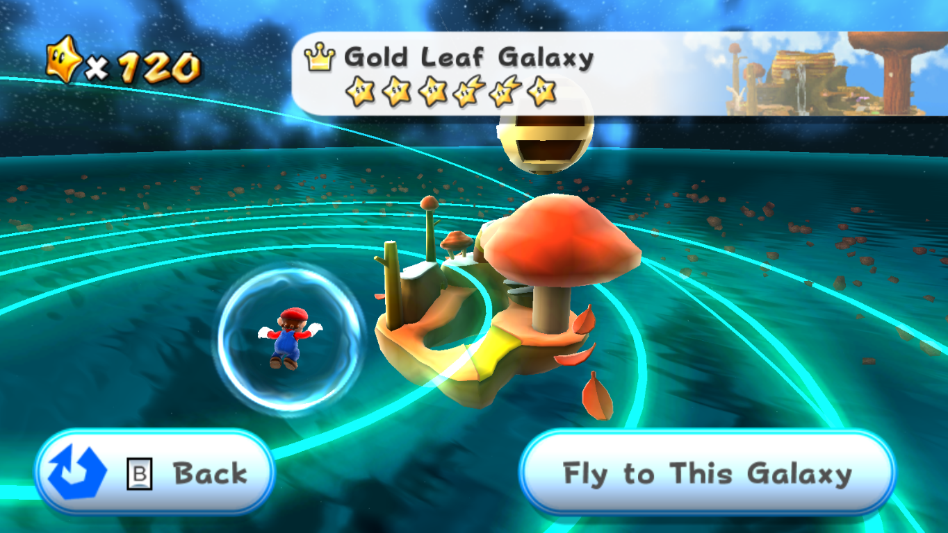 Gold Leaf Galaxy   Nintendo   FANDOM powered by Wikia