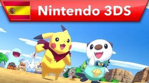 Pokémon Mundo misterioso portales al infinito 1 (Nintendo 3DS)