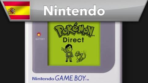 Presentación Pokémon Direct - 26.02
