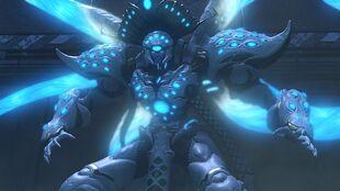 Blade Eater Form