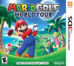 Box NA - Mario Golf World Tour
