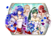 Fire Emblem Heroes - Summoning Banner - Bridal Blessings