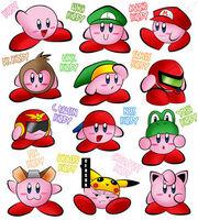 Kirby Smash Bros