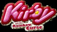 KirbyandtheRainbowCurseLogo