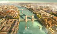 Layton's Mystery Journey Katrielle and the Millionaires' Conspiracy - Bridge