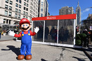 Nintendo Switch in Unexpected Places - Madison Square Park 2
