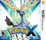 Pokémon X (NA)
