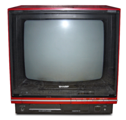 Sharp C1 NES TV 14C-C1F