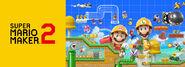 Super Mario Maker 2 - Key Art 03