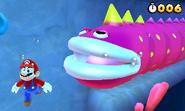 Super mario 3d vs eel
