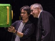 Shigeru Miyamoto at Universal Parks Resorts 02