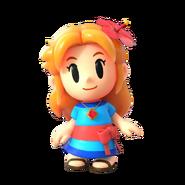 The Legend of Zelda - Link's Awakening - Marin
