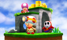 50 - Puzzle Swap - Captain Toad Treasure Tracker