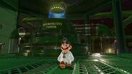 Dr. Mario in Odyssey
